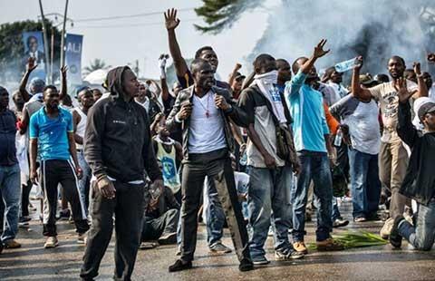 Liên Hiệp Quốc và Mỹ quan tâm đến bạo động Gabon - ảnh 1