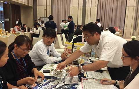 Rau câu, mì gói… Nhật tấn công thị trường Việt - ảnh 1