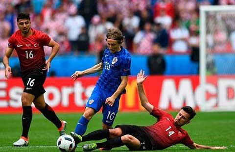 Croatia - Thổ Nhĩ Kỳ: 'Brazil Đông Âu' đá sân nhà nhưng không khán giả - ảnh 1