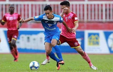 Vòng 24 Toyota V-League 2016: Hà Nội T&T vọt lên đầu bảng - ảnh 1