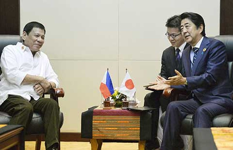 Nhật cấp tàu tuần tra lớn cho Philippines  - ảnh 1