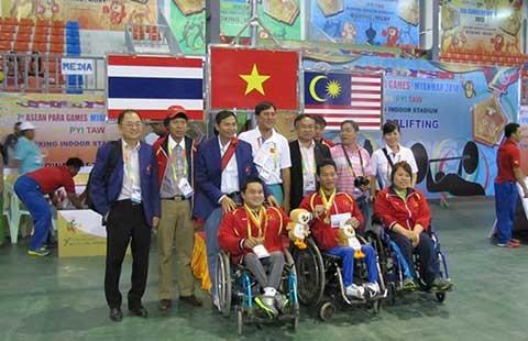 Đoàn Việt Nam và những hy vọng vàng tại Paralympic 2016 - ảnh 1