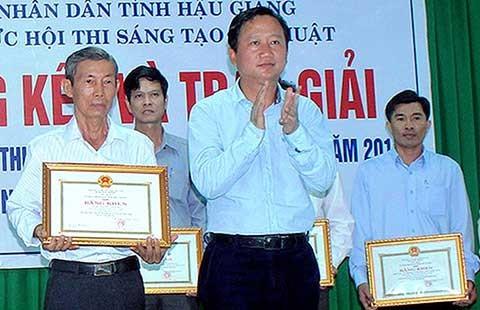 Khai trừ Đảng ông Trịnh Xuân Thanh - ảnh 1
