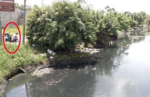 Truy nguồn ô nhiễm kênh Trần Quang Cơ - rạch Cầu Dừa - ảnh 1