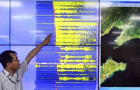 Triều Tiên chế tạo được đầu đạn hạt nhân - ảnh 1