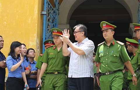 Phạm Công Danh lãnh 30 năm tù cùng món nợ hơn 5.000 tỉ - ảnh 1