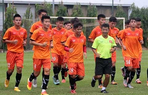 Giải U-19 ĐNÁ - Vietcombank Cup: Đi dạo ở vòng bảng  - ảnh 1