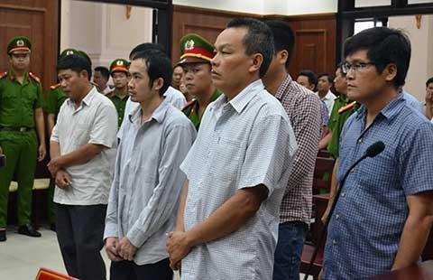 Tuyên án phúc thẩm vụ năm cựu công an đánh chết người - ảnh 1