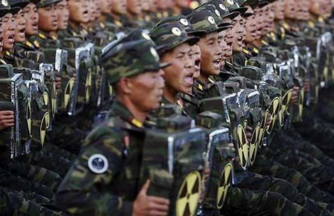 Triều Tiên 'khó bảo', Trung Quốc đau đầu - ảnh 1