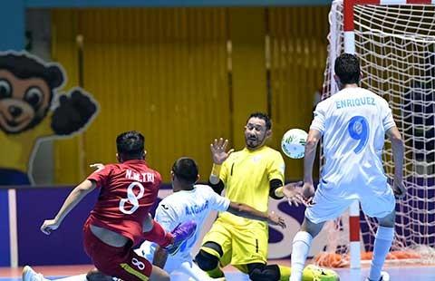 Futsal Việt Nam đi vào lịch sử - ảnh 2