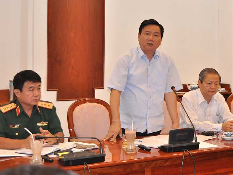 Cấp bách chống ngập cho sân bay Tân Sơn Nhất - ảnh 1