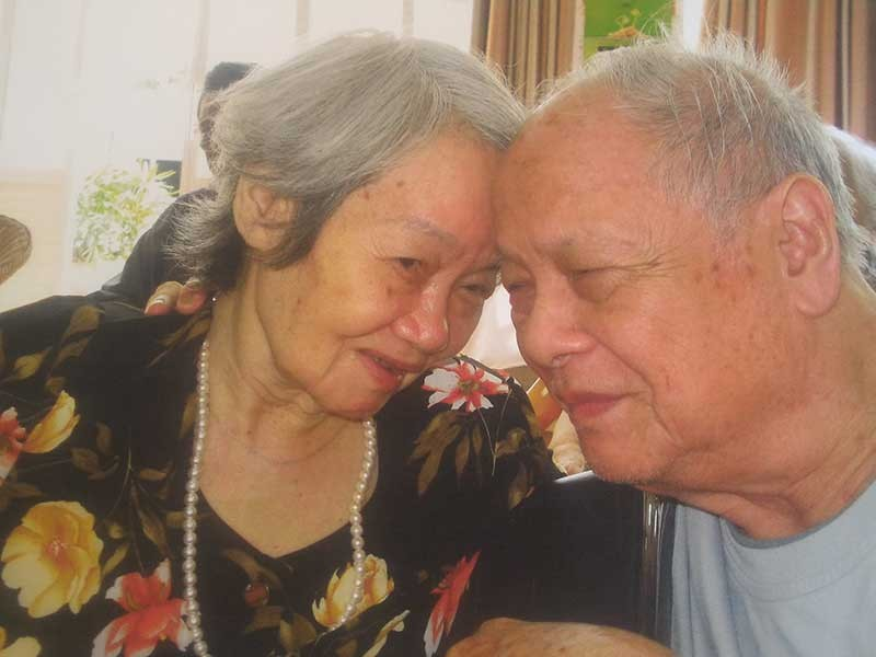 Cha mẹ già xin con vào ở viện dưỡng lão - ảnh 2