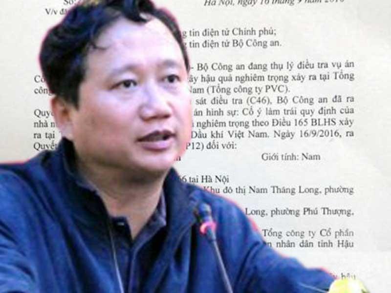 Interpol sẽ hợp tác bắt Trịnh Xuân Thanh - ảnh 1