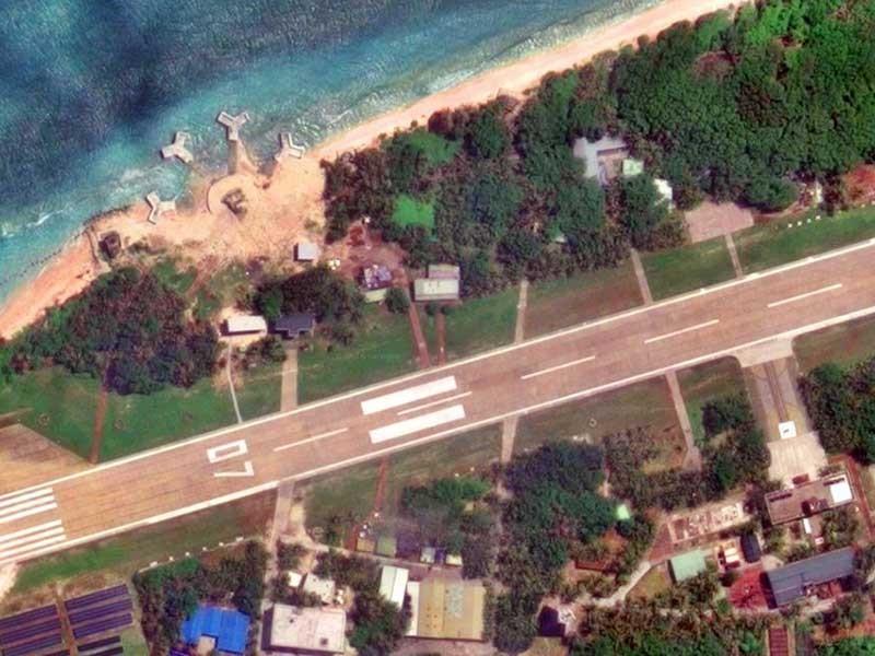 Đài Loan bố trí tháp pháo phòng không - ảnh 1