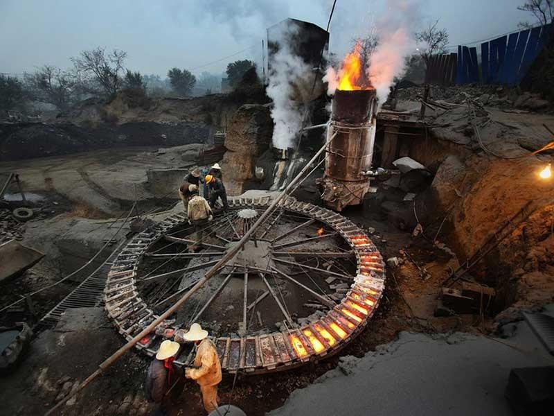 Trung Quốc 'xuất khẩu ô nhiễm' bằng dự án thép - ảnh 1