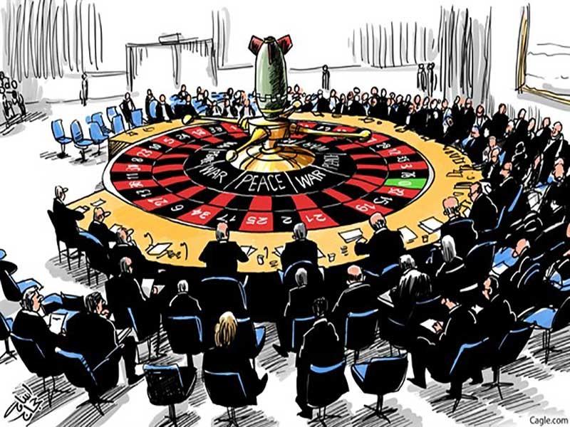 Ngõ cụt ngoại giao cho cuộc chiến Syria - ảnh 1