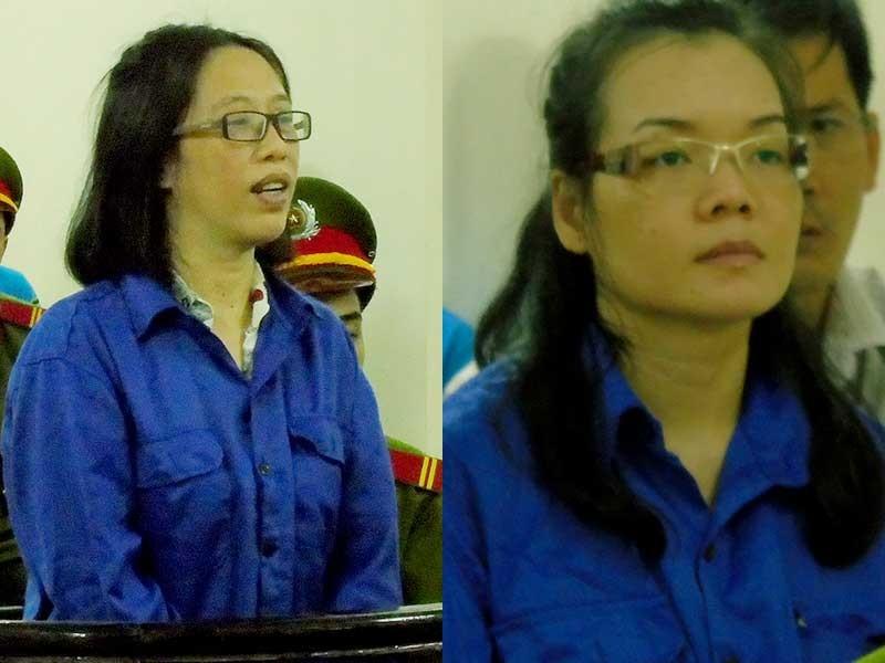 Xét xử đồng phạm của 'siêu lừa' Huỳnh Thị Huyền Như - ảnh 1