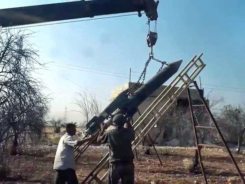 Trung Quốc làm gì ở Syria? - ảnh 1
