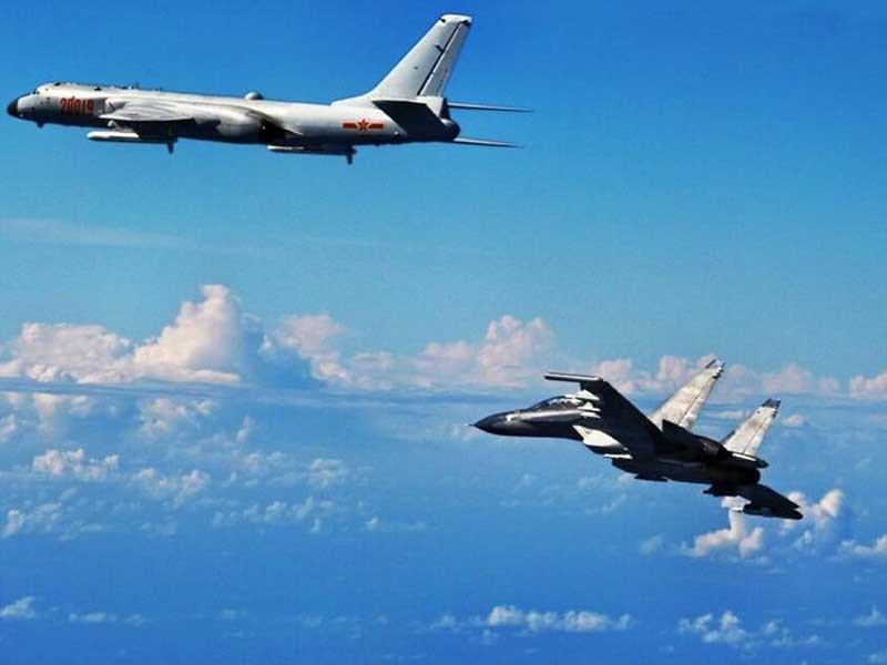 Trung Quốc xua máy bay 'dằn mặt' Nhật - ảnh 1