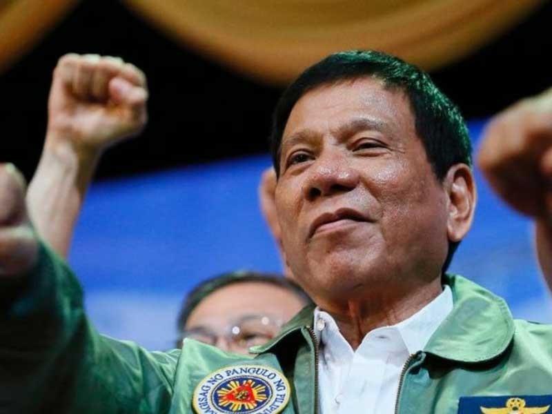 Các phát biểu mới của Tổng thống Duterte về Trung Quốc - ảnh 1