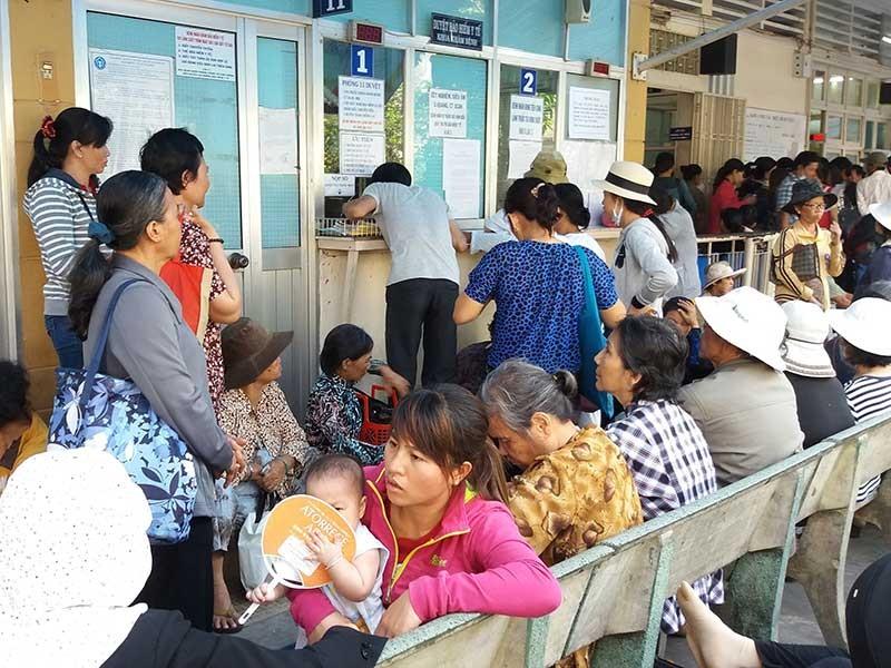 Việt Nam ở tốp 2 bản đồ ung thư thế giới - ảnh 1