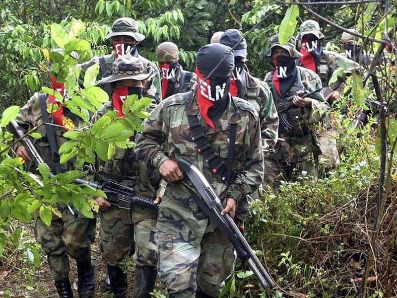Colombia tiếp tục đàm phán hòa bình với ELN - ảnh 1