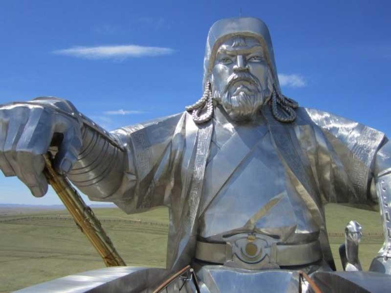 800 năm săn tìm lăng mộ Thành Cát Tư Hãn - ảnh 1