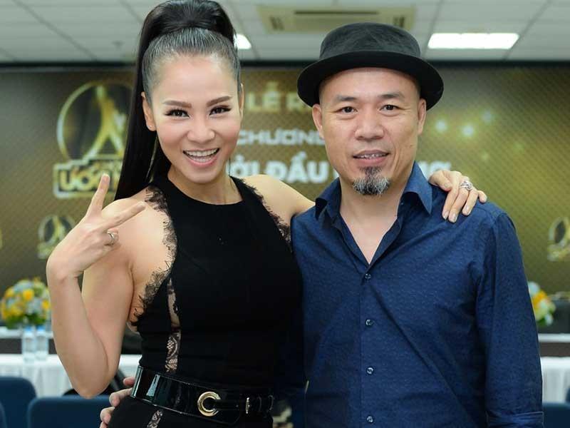 Thu Minh và Huy Tuấn tìm tài năng ca hát  - ảnh 1