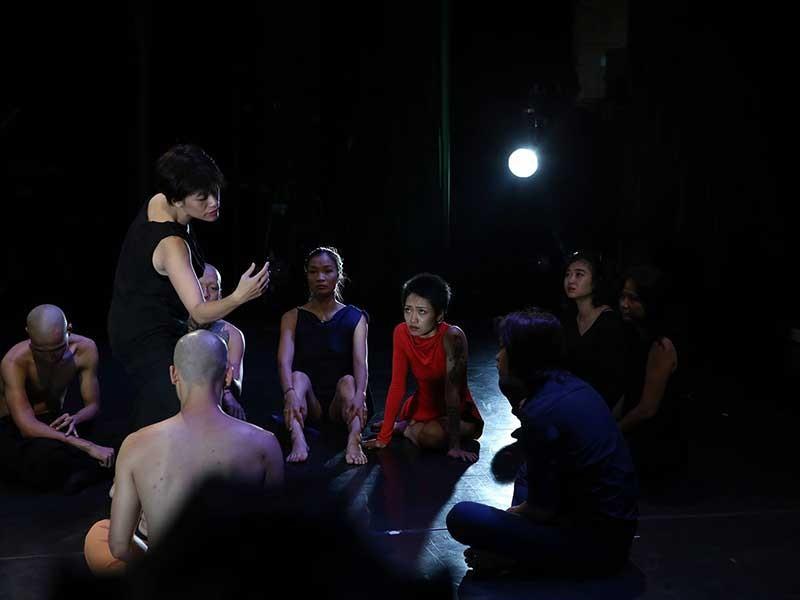 Trần Ly Ly muốn có không gian cho múa khỏa thân - ảnh 1