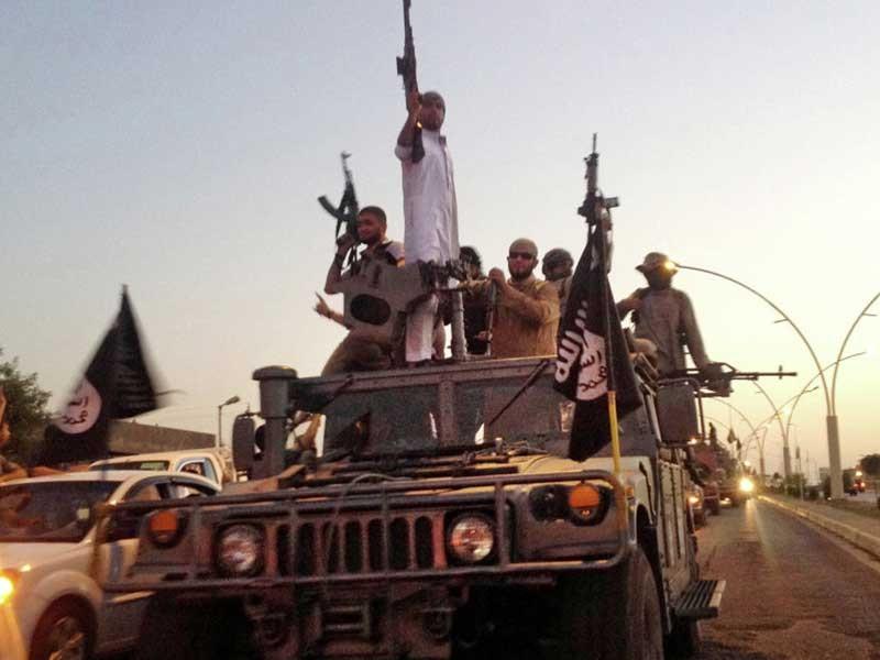 Quân đội Iraq rải truyền đơn chuẩn bị tấn công Mosul - ảnh 1