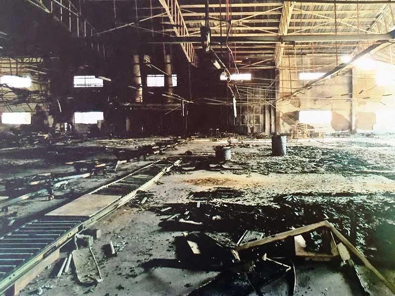 Mua bảo hiểm, 6 ngày sau bị cháy: Được bồi thường  - ảnh 1