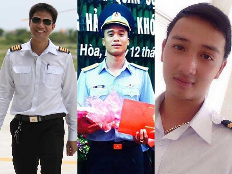 Chưa tìm thấy ba phi công mất tích - ảnh 1