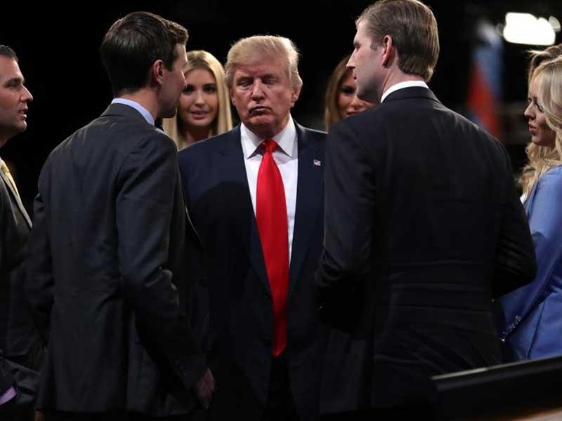'So găng' lần 3 với bà Clinton: Thảm họa của ông Trump - ảnh 1