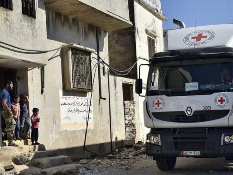 Ngừng bắn 11 tiếng ở TP Aleppo bị vây hãm - ảnh 1