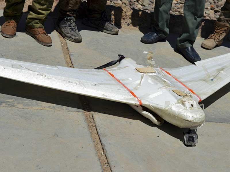 IS chế tạo máy bay không người lái tấn công - ảnh 1