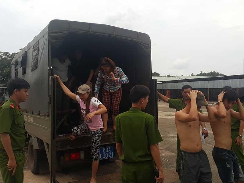 Bắt lại 406 người trốn trại cai nghiện - ảnh 1