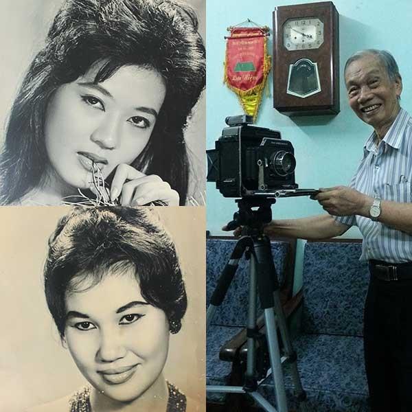Nghe kể chuyện chụp ảnh Thanh Nga, Thẩm Thúy Hằng… - ảnh 1