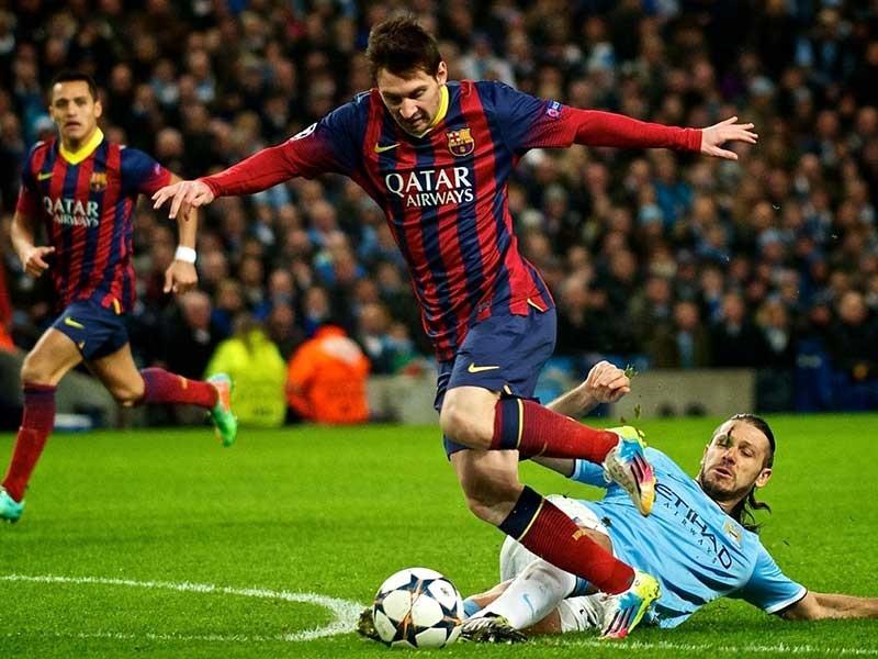 Man. City - Barcelona: Guardiola bắt đầu run - ảnh 1