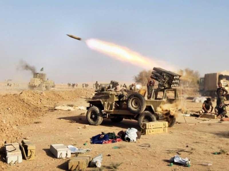 Ngày 1-11, quân đội Iraq bắt đầu tiến vào Mosul  - ảnh 1