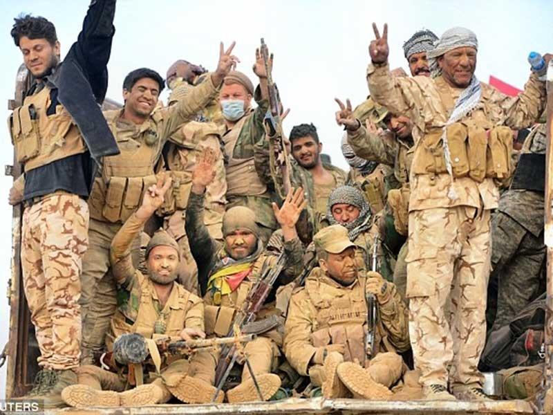 Quân đội Iraq chuẩn bị đánh trong đô thị Mosul  - ảnh 1