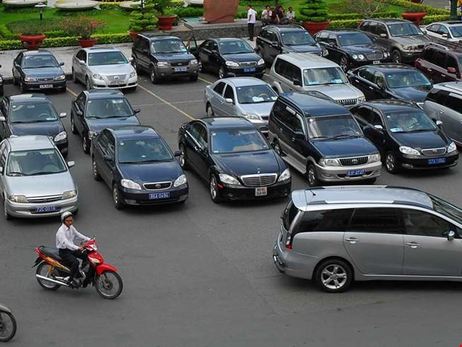 Đến năm 2020, giảm 30%-50% ô tô công  - ảnh 1