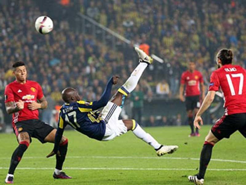 Europa League: MU lại 'xịt' ở Thổ Nhĩ Kỳ - ảnh 1
