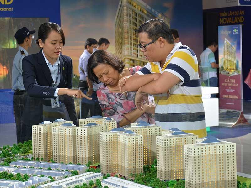 Người mua nhà được chọn nơi giao dịch - ảnh 1