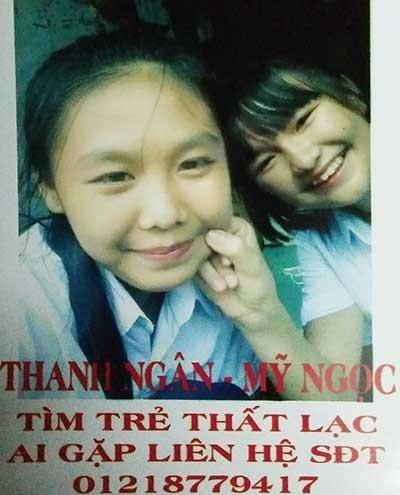 Công an phối hợp tìm 3 nữ sinh Biên Hòa mất tích  - ảnh 1