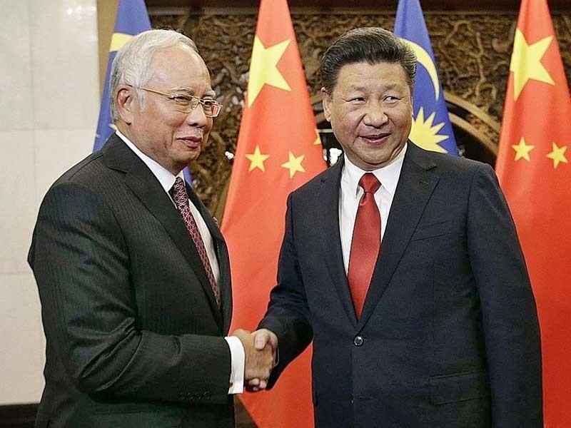 Malaysia rơi vào quỹ đạo Trung Quốc? - ảnh 1