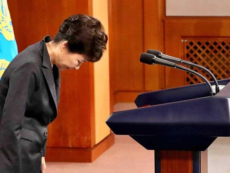 Đảng đối lập gây sức ép yêu cầu TT Hàn Quốc từ chức - ảnh 1