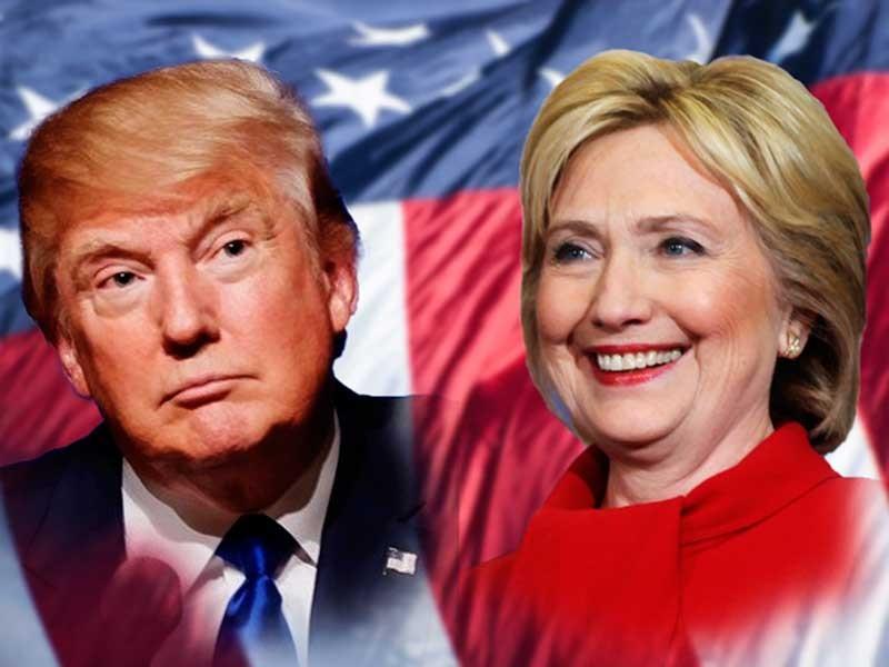 Cử tri Mỹ: Chọn bà Clinton là để chặn ông Trump - ảnh 1