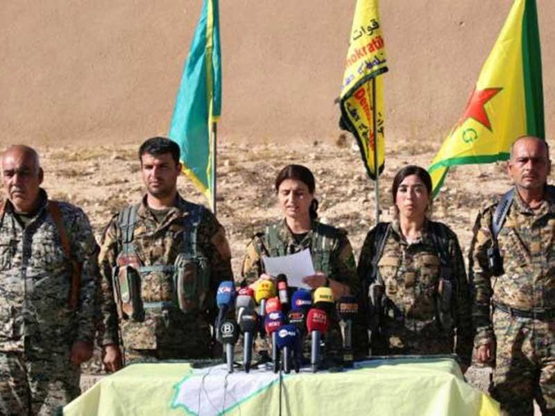 Chiến dịch tấn công căn cứ IS ở Raqqa bắt đầu - ảnh 1