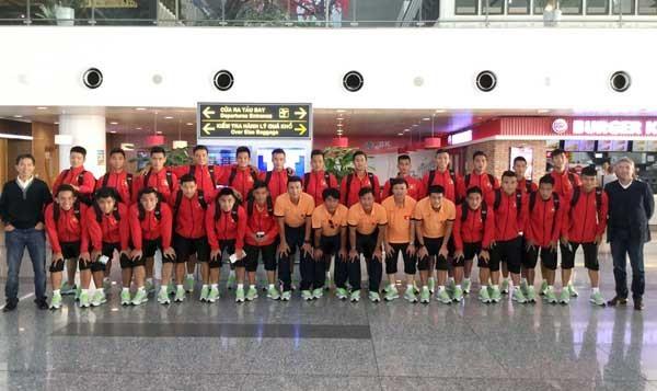U-22 Việt Nam tập trận cho SEA Games 2017 - ảnh 1