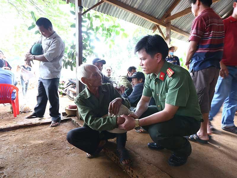 Tỉnh phối hợp Bộ Công an làm rõ vụ Long Sơn - ảnh 1